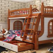 儿童房现代局部100平米装修
