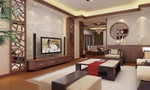新中式大理石电视墙装修效果图大全,中式卧室电视墙装修效果图大全