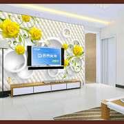 客厅现代影视墙小户型装修
