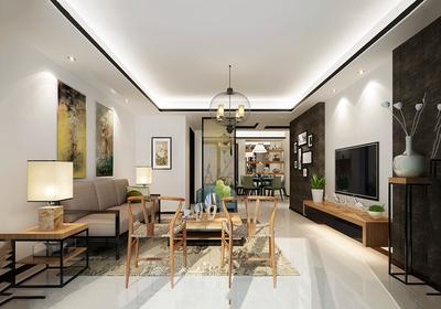 装修深色门配什么颜色家具效果图,深色装修家具效果图