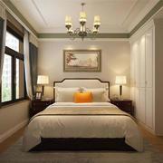 卧室简约局部100平米装修