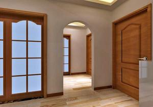小客厅垭口装修效果图,客厅和阳台垭口装修效果图