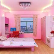 卧室现代局部一居室装修