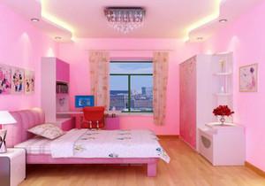 女生十平米卧室装修效果图,十平米的小卧室装修效果图