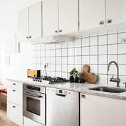 厨房简约局部一居室装修