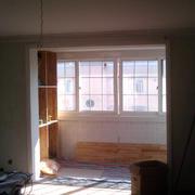 阳台现代局部小户型装修