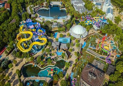 小区游乐园平面图,小区游乐园风格建筑平面图