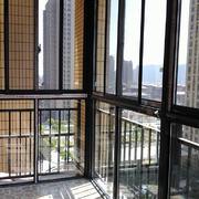 阳台现代门窗小户型装修
