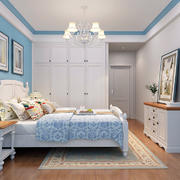 卧室地中海局部一居室装修