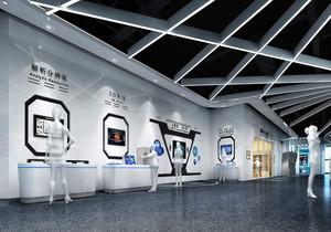 科技馆门面招牌设计效果图,门面招牌效果图设计