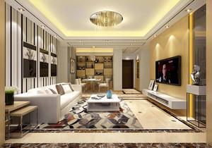 简约现代风格中式装修效果图大全,现代中式简约风格客厅装修效果图大全