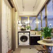 客厅现代局部小户型装修