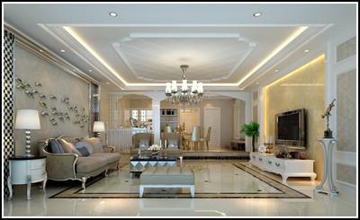 100平米房屋装修影视墙设计效果图大全,恒大100平米房屋装修效果图