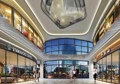 北京商场装修公司,北京商场餐厅最新装修