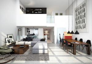 客厅与阳台改卧室效果图,客厅阳台改一个小卧室装修效果图