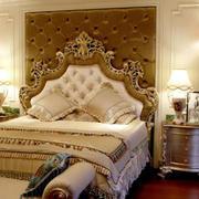 卧室简欧局部90平米装修