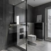 卫生间现代局部一居室装修