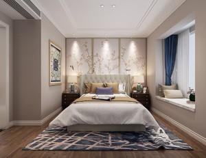 现代简美卧室装修效果图,简美卧室风格装修效果图