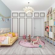 儿童房北欧局部一居室装修