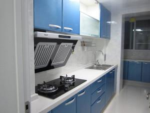 抽油烟机在厨房哪安,厨房侧排油烟机装修效果图