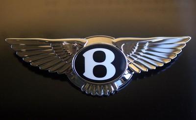 宾利汽车标志,宾利的汽车标志是什么
