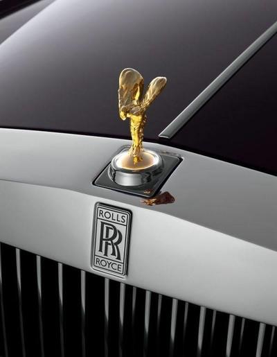 劳斯莱斯汽车标志,劳斯莱斯汽车标志图片