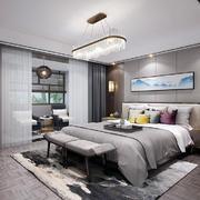 卧室欧式局部一居室装修