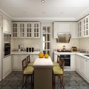 厨房简欧橱柜一居室装修