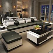 客厅简约电视柜一居室装修