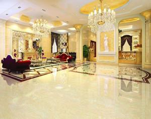 别墅大厅地板装修效果图大全,别墅装修地板瓷砖效果图大全