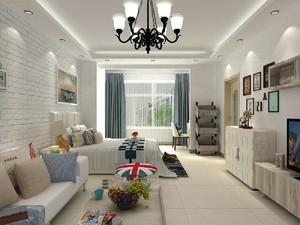 通透客厅改一半卧室效果图,方形客厅改一半卧室效果图
