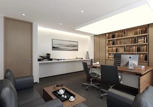 个性办公室装修样式,个性办公室吊顶装修效果图大全
