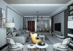 黑白灰简约装修风格效果图,黑白灰卧室简约风格装修效果图