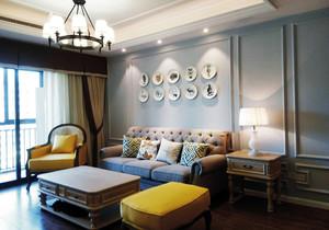 室內陽臺美式復古裝修效果圖,簡約美式復古裝修效果圖大全