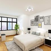 卧室现代局部公寓装修