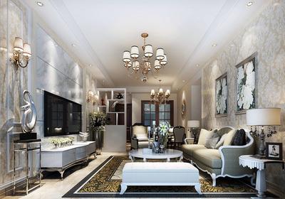 90平米的房子欧式装修效果图,小户型装修90平米欧式装修效果图