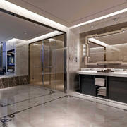 卫生间现代门窗一居室装修