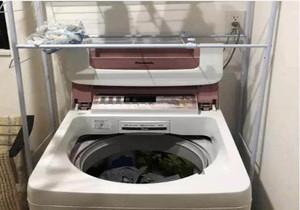 厨房里放洗衣机怎么装修效果图,上开盖洗衣机放厨房装修效果图
