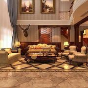 客厅新古典局部90平米装修
