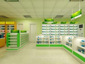 新开药店店面布局图,药店主要设施布局图