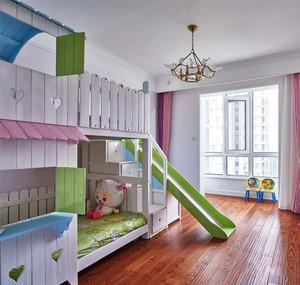 兄妹共用儿童房12平方,儿童房装修效果图双人