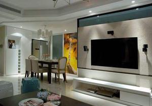 现代简约三居室装修,现代简约三居室140平米12万