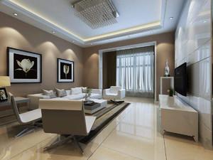 80平米两室一厅装修效果图,80平米两室一厅装修案例