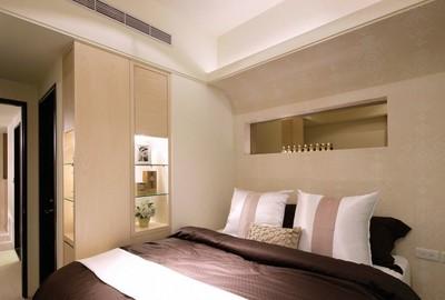 90平米5万元装修案例,90平米两室一厅装修效果图