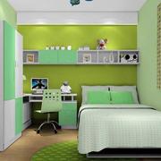 儿童房现代局部90平米装修