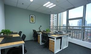 个性办公室装修效果图,办公室小面积装修设计