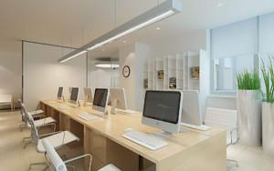 小面积办公室豪华装修,300平小面积办公室装修