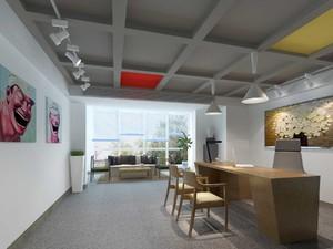 办公室大厅装修效果图欣赏,现代办公室装修效果图欣赏
