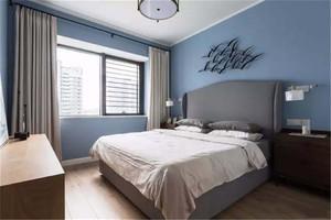 北欧小户型主卧室装修效果图,小户型70平米主卧室装修效果图大全