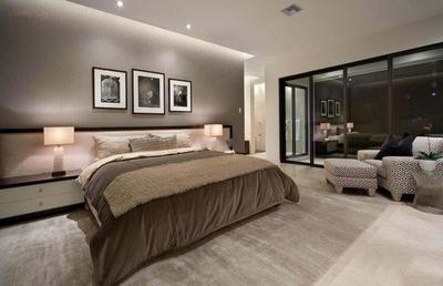 长客厅改一半卧室效果图,大客厅改一半卧室效果图